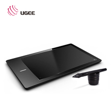 Buy online Digital Tablet UGEE G3 2048 Level Graphics Drawing Tablet With Rechargeable Pen For Windows Mac OS