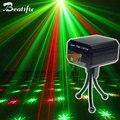 USB звук вечерние светильник s мини лазерный проектор диско светильник двойной изменение цвета для домашнего музыкального центра оборудован...