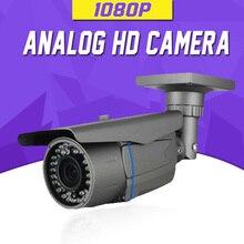 AHD Camera 1080P 1/2.9″ SONY CMOS IM323 Full HD 2.0MP 60m Long Night Vision Varifocal Lens Waterproof HD Camera 1080P Outdoor