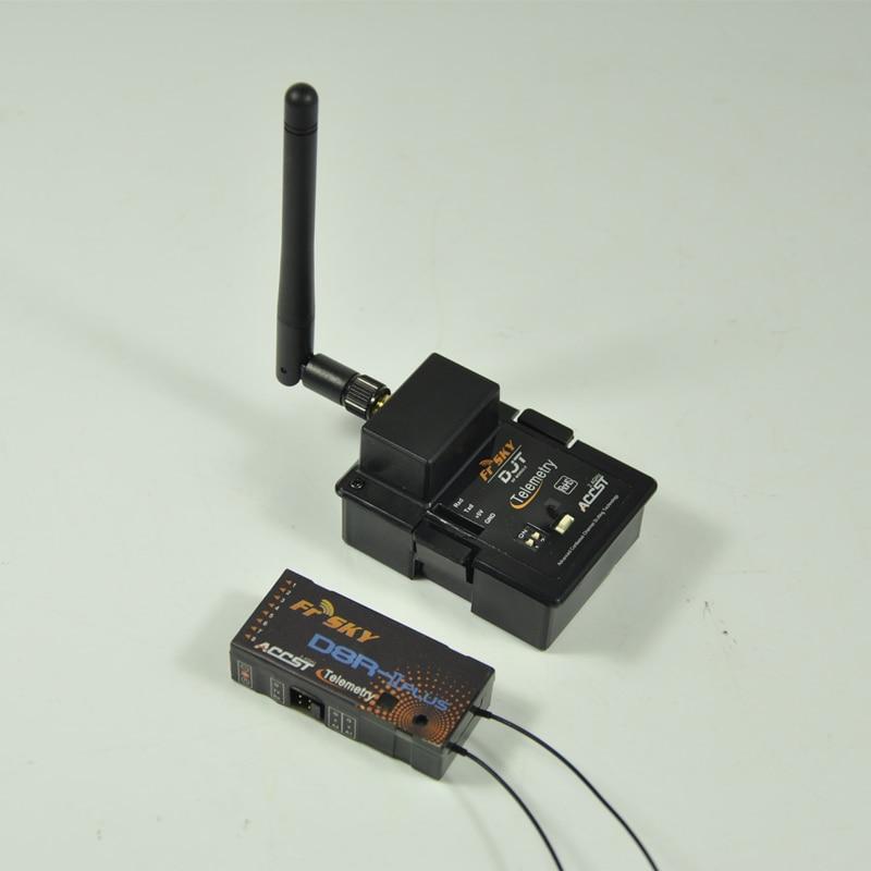 FrSky DJT 2.4 Ghz Pack combiné bidirectionnel pour JR w/Module D8R II Plus récepteur Compatible avec FrSky DFT DJT DHT DHT U-in Pièces et accessoires from Jeux et loisirs    1