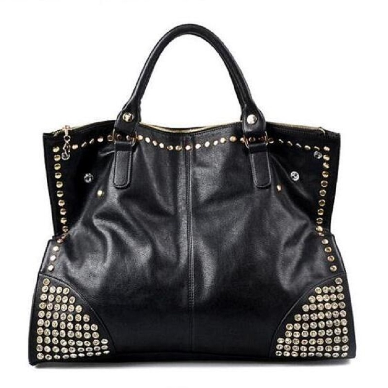 Popular Big Black Bag-Buy Cheap Big Black Bag lots from China Big ...