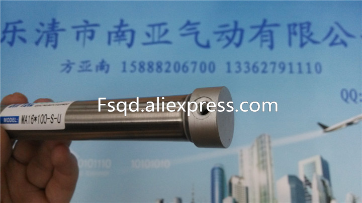 MA16*250-S-U MA16*300-S-U  AIRTAC Stainless steel mini-cylinder  MA series коммутатор zyxel gs1100 16 gs1100 16 eu0101f