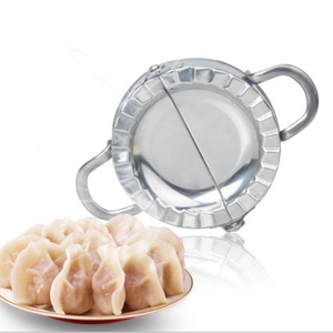 Kitchenware Multifunction Stainless Steel Ravioli Mould Dumplings Cutter Dumpling Maker Form Wrapper Presser Molds(China)