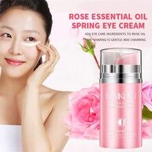 LAIKOU 20g Day Night Eye Cream Nursing Elastic Creams Prevent Moisturizing Anti-Aging Smooth Repair Dry Skin Makeup