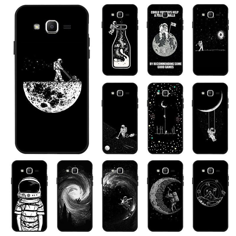 Case For Samsung Galaxy J2 Prime Case Soft Silicone Black TPU Back Cover For Samsung J2 Prime Cover Fundas Coque