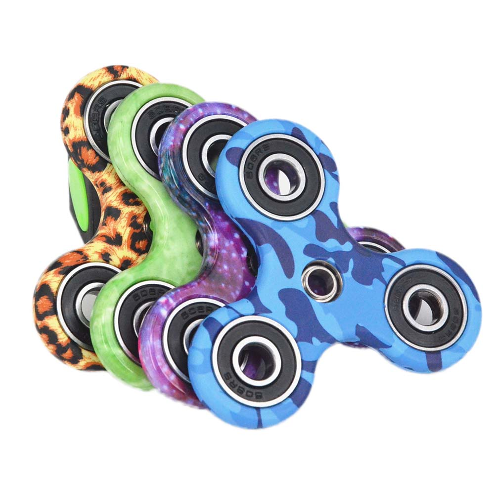 2017 Copper s Toy EDC Sensory Spinner For Autism and ADHD Kids/Adult Funny Anti Stress Toys