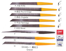 Free Shipping ! 8pcs/lot Graver Max Knife Have Different Knife Shape For Jewelry Engraving