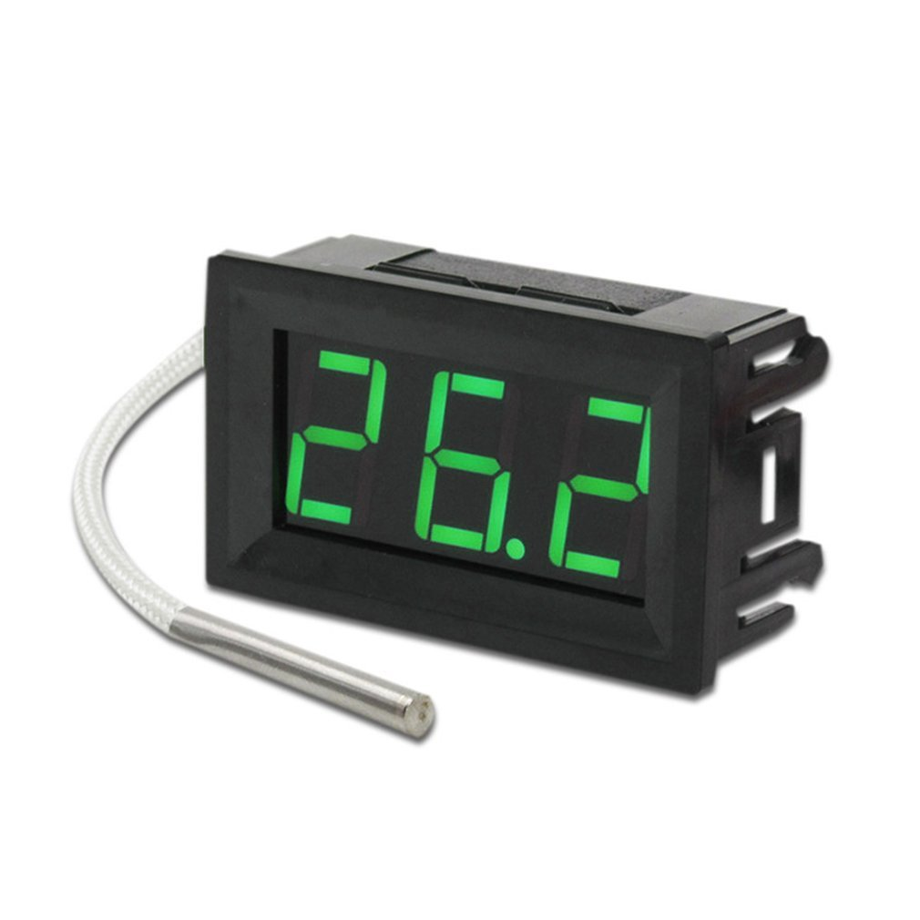 Mini Portable Thermocouple Meter LED Display Industrial Digital Thermometer -30 ~ 800 K-Type Industrial Gauge XH-B310(China)