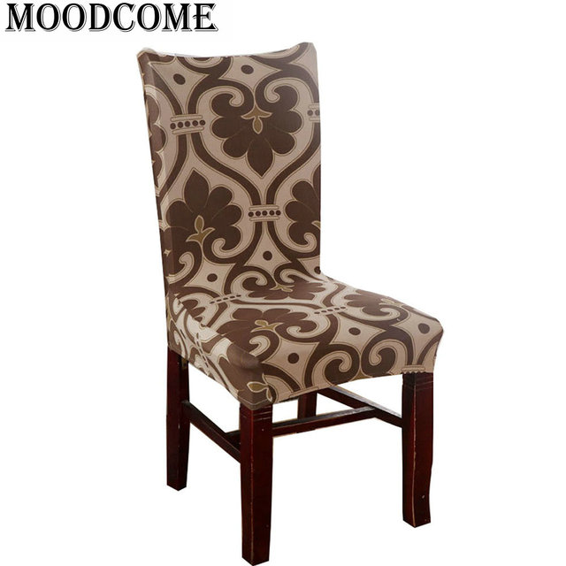 Aliexpress.com : Buy French Lily Flower Chair Cover Spandex ...