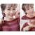 Daimi 2017 ano de galo frango ouro pingente 5-6mm de água doce da pérola & 925 prata colar de pingente de paz pintinho jewlry