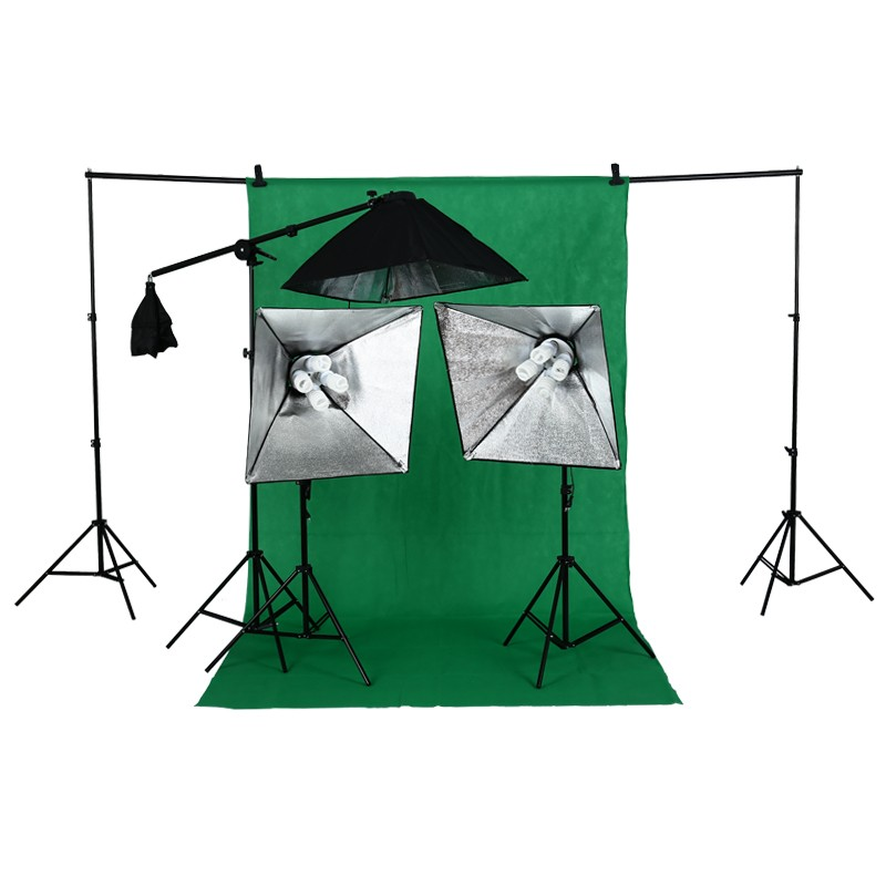 Photography Set Including Cotton Backdrops Background Screen,Softboxes,Background Bracket For Photography Studio And Youtube youtube forum 2018 05 30t10 00