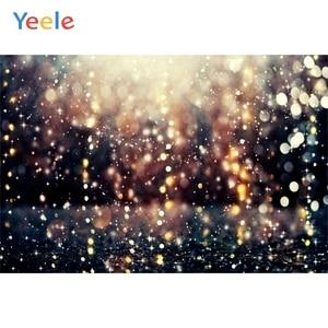 Image 4 - Yeele Photocall Licht Bokeh Glitters Dromerige Achtergronden Baby Fotografie Fotografische Achtergrond Foto Studio Photozone Voor Video