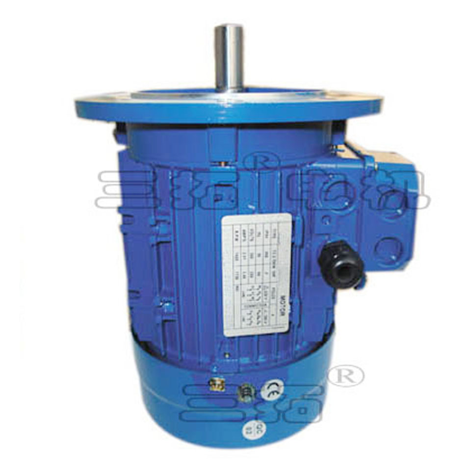 0.37kW 2740rpm 0.25Kw 1330rpm 0.55Kw 2740rpm 0.37Kw 1330rpm AC 220V 380V <font><b>3</b></font>-phases High speed <font><b>motor</b></font> Vertical installing image