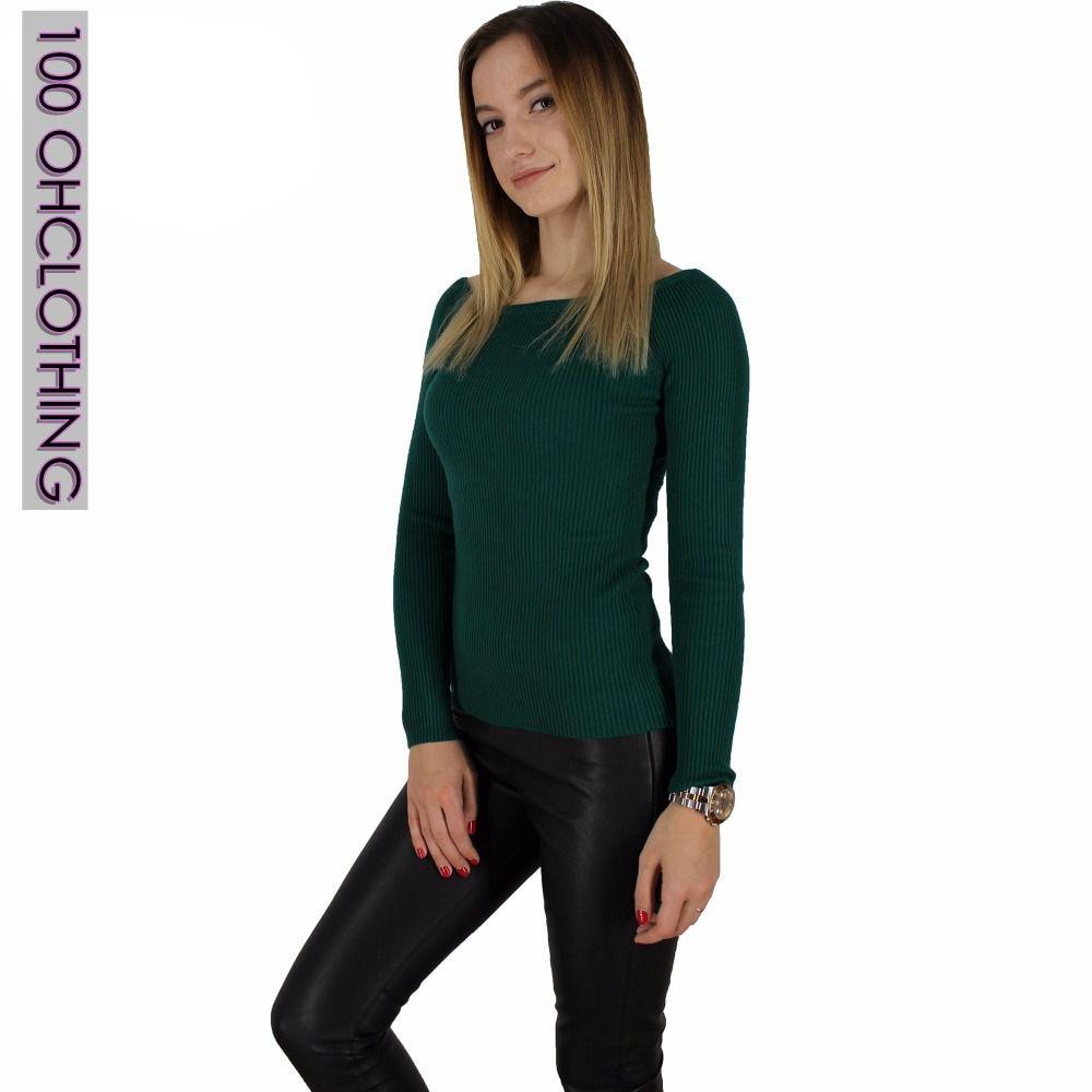 2017 herbst Winter kaschmir pullover frauen mode sexy big oansatz - Damenbekleidung - Foto 1