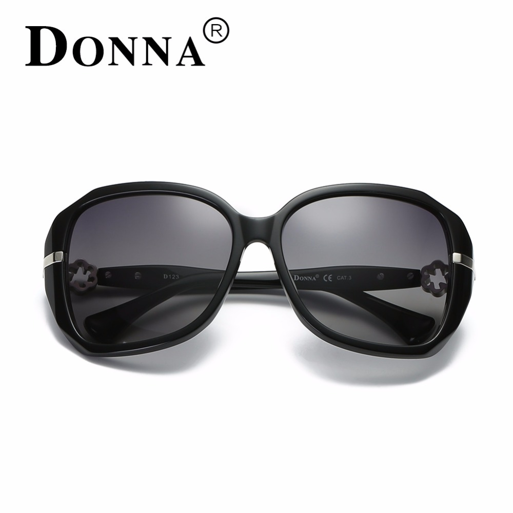 DONNA font b Fashion b font font b Polarized b font Sunglasses Women Retro Style Sun