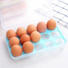 Домашний портативный ящик для сохранения свежести контейнер для яиц ящик для хранения