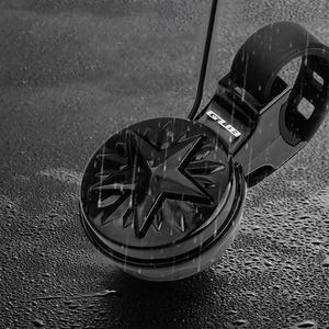 Высокое качество MTB дорожный велосипед электрический звонок велосипедный гудок USB Перезаряжаемый Водонепроницаемый велосипед Скутер коль...