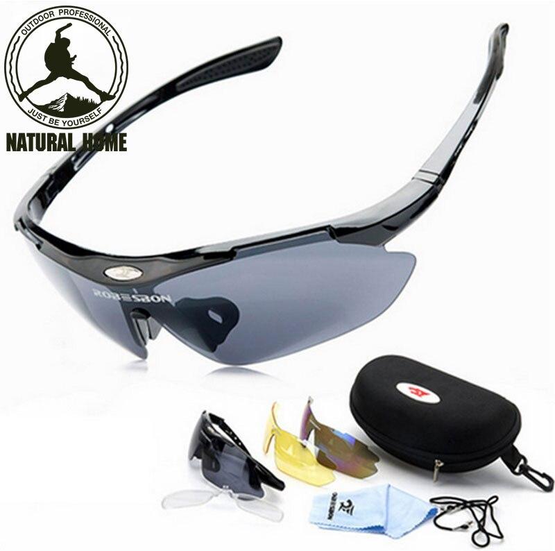 Prix pour NaturalHome Sport Vtt Hommes lunettes de Soleil Vélo Vélo Lunettes Femmes Vélo Lunettes 3 Lentille Lunettes Bicicleta Occhiali Oculos