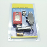 19 AE150 Car Truck Current Detector Fuse Current Tester Measuring Range 0.01A-19.99A (5)