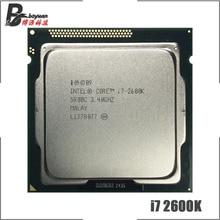 Intel Core i7 2600K  i7 2600K 3.4 GHz Quad Core CPU Processor 8M 95W LGA 1155