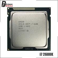 Intel Core i7 2600K i7 2600K 3.4 GHz czterordzeniowy procesor cpu 8M 95W LGA 1155