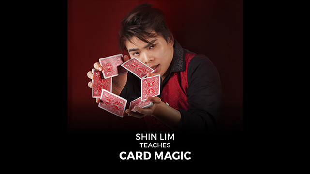 Shin Lim Teaches Card Magic,Magic Tricks image