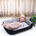 Big Size Large Dog Bed Kennel Mat Soft Fleece Pet Dog Puppy Cat Warm Bed House Plush Cozy Nest Dog House Pad Free Shipping