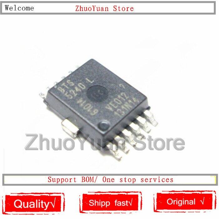 10PCS/lot BTS5240L BTS5240 BTS 5240L HSOP-12 IC Chip New Original In Stock