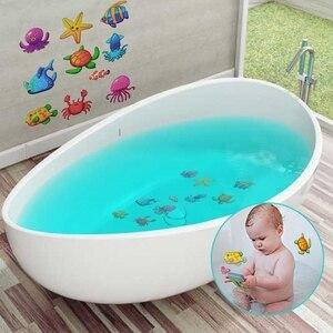 10Pcs Anti-Slip Bathtub Sticke
