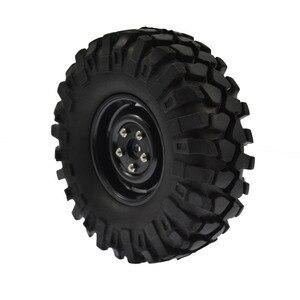 "Image 3 - 1:10 rc 크롤러 자동차 용 1.9 ""108mm 타이어 및 휠 axial scx10 d90"