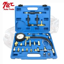 цена на New Arrival TU-114 Fuel Pressure Tester Pressure Gauge Auto Diagnostics Tools Set