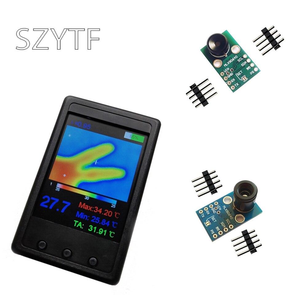 GY-MCU90640 MLX90640 IR 32*24 Module de caméra de capteur à matrice de points thermométrique infrarouge