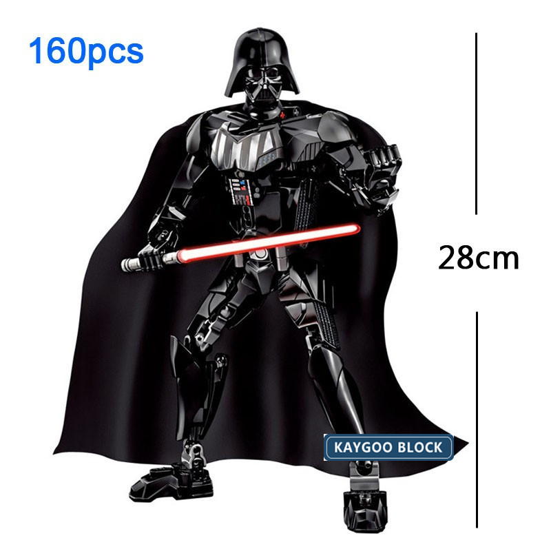 KSZ Star Series Space Wars Darth Vader Last Jedi