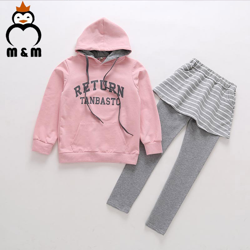 Kids Costume Children Set Toddler Baby Girl Clothes Set Letter Print Hoodie Tops+Pants Outfits Baby Clothing
