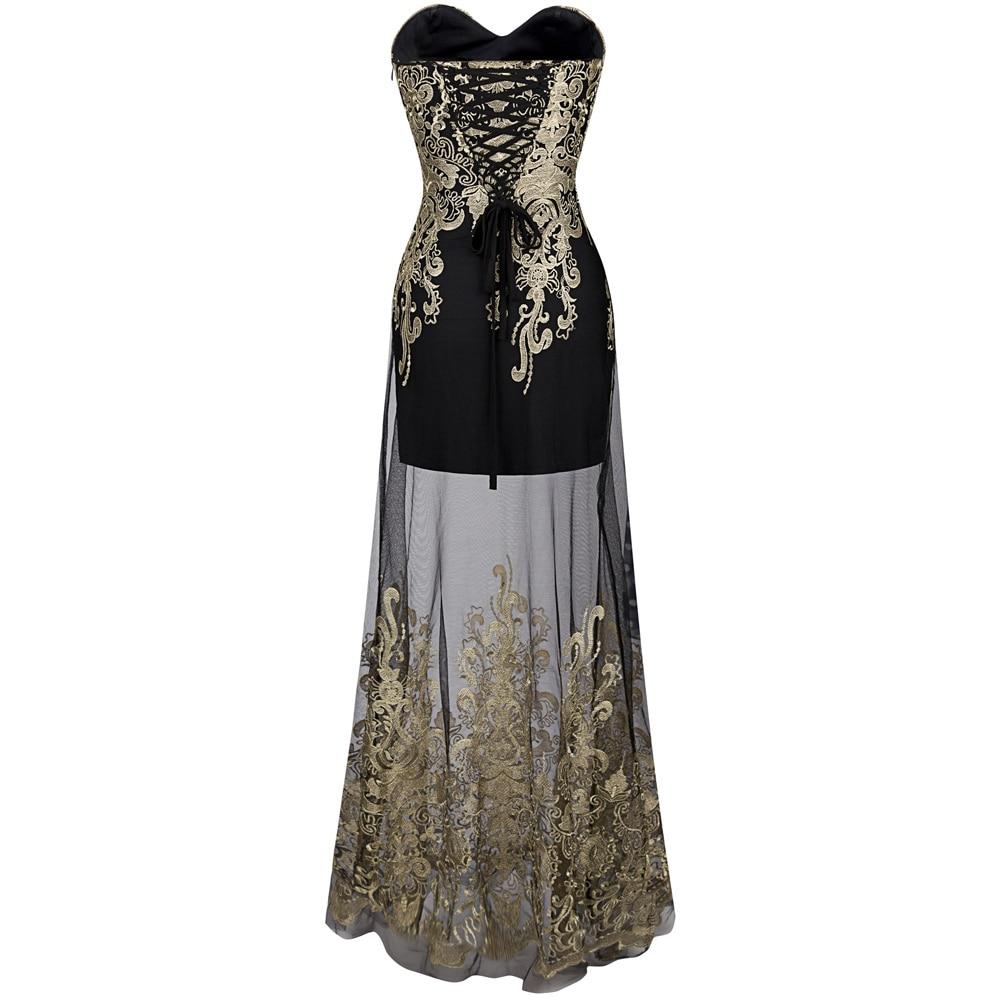 Long Evening Dress vestidos de noche