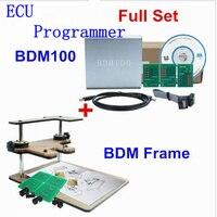 Best Price BDM100 V1255 ECU Programmer BDM 100 BDM Frame Full Adapters Set Fit Original FGTECH