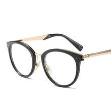 fa47623b4f Vazrobe Oval mujer gafas de grado marco anteojos blanco rojo prescripción  Nerd puntos flor de la moda femenina gafas