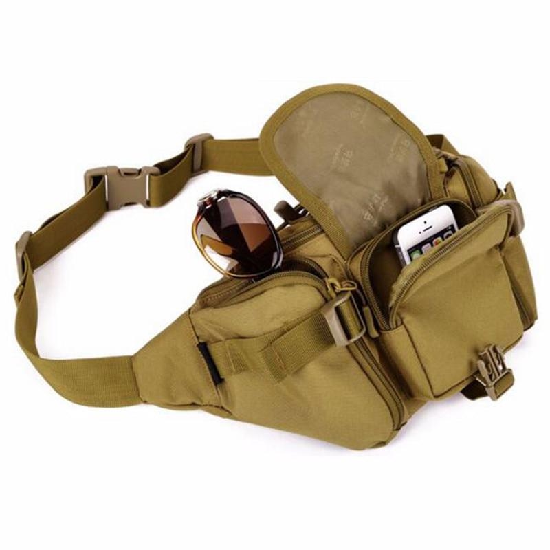Mens bags tactics chest backpack female travel purse leisure shoulder male bags Waist sandbags Fashion luxury