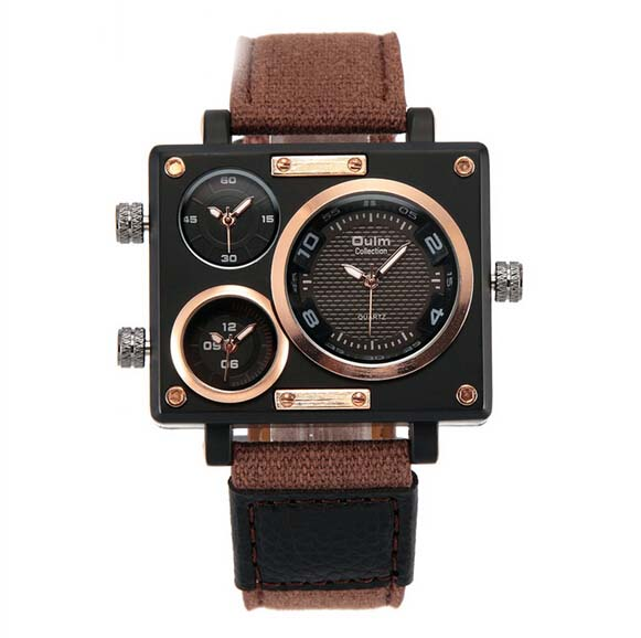 2017 hot Watches Men Top Brand Luxury Cow Quartz-Watches Sport Men's Watches Waterproof watch 3595