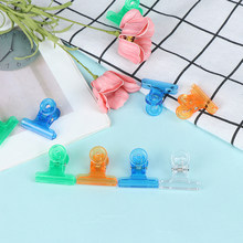 5Pcs Nail Tips Clip Vinger Extension Quick Building Mold Tips Nail Dual Forms Nail Art Tool Oranje/Blauw/Wit/Groen
