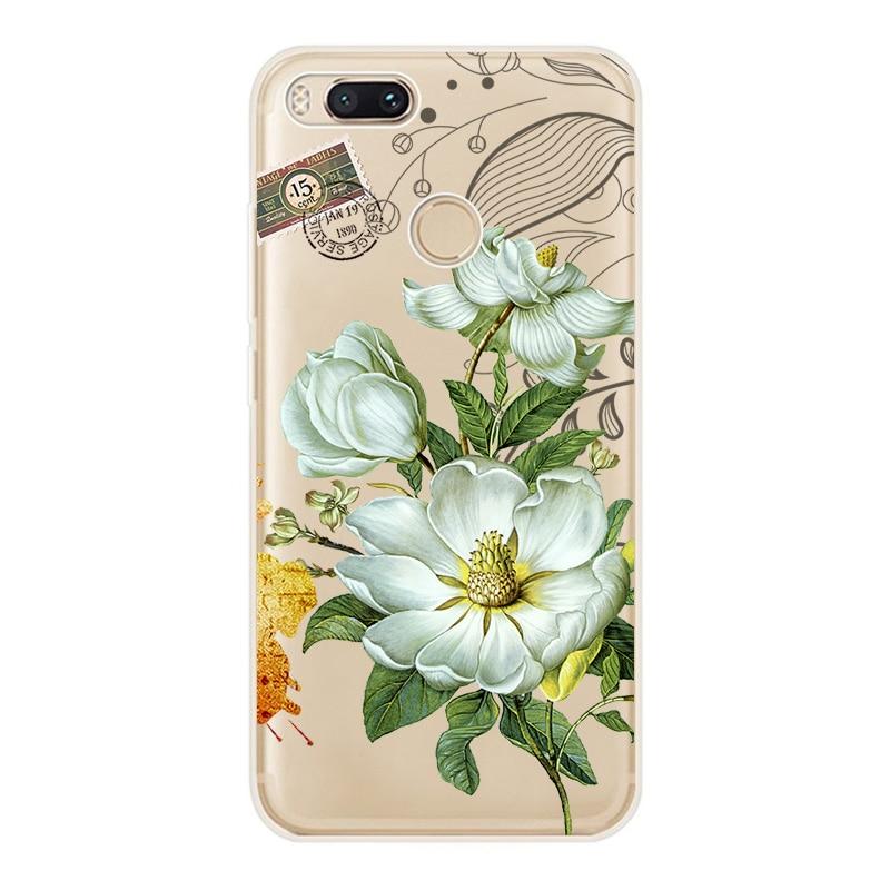 Fundas For Xiaomi Mi A1 Case Soft TPU Silicone Cases for Xiaomi Mi 5X Mi5X Back Cover mi a1 Transparent Protector Phone Case New (13)