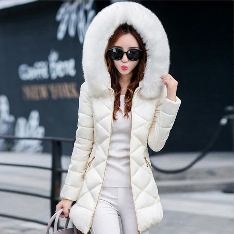 Hot Winter Jacket Women 2018 Newwinter Women's Jacket Female Jacket Thick Coat And Coat High Quality Warm Women's Winter Coats