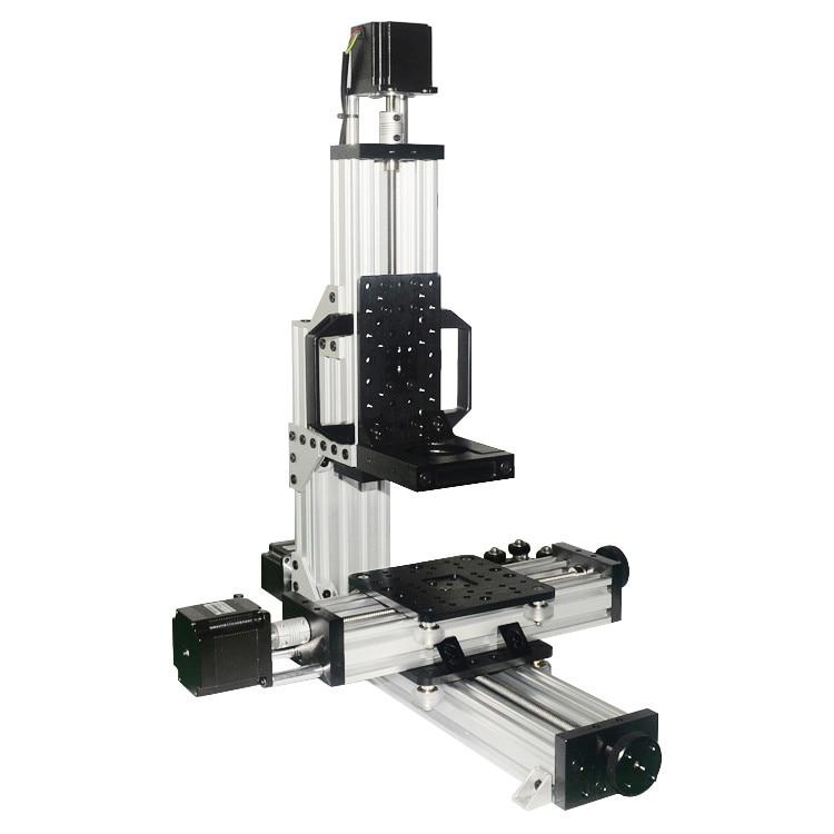 Not assembled!1 Set Open MiniMill CNC Mechanical Kit 3 Axis Desktop CNC Mini Mill machine|3D Printer Parts & Accessories| |  - title=