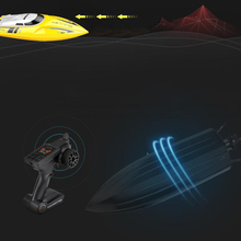 2.4Ghz Remote Control Boat High Speed Speedboat Water Toy Boat Wireless Rowing Boat Remote Control Boat Yacht Power RC Rowing kids pedal boat water hand boat amusement boat