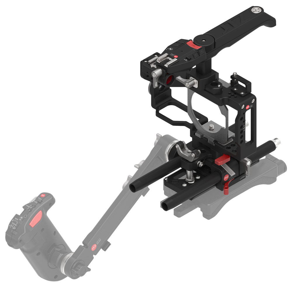 JTZ DP30 Cage Baseplate Rig Top Handle For BMPCC Blackmagic Pocket Cinema Camera jtz dp30 cage baseplate rig top handle for bmpcc blackmagic pocket cinema camera page 6