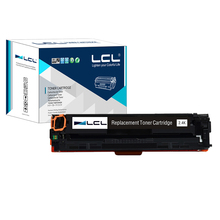 LCL CF210X 131X 131 CF210 210X CF 210 X(1-pack) Black Laser Toner Cartridges Compatible for HP Pro 200 color M251nw M276n/nw