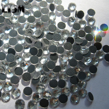 DMC Wholesale Large Pack Bulk Packing SS6 - SS30 Shiny Crystals Flatback Stones Hotfix Rhinestones Clothes Sewing Accessories