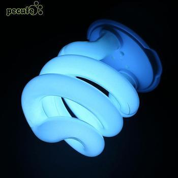 13W Spiral Reptiles Lizard Turtle UV UVB Light Lamp Heating Bulbs AC 220-240V