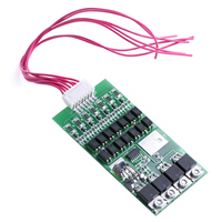 7s Cells 24V 20A W Balancing Li Ion Lithium 18650 Battery BMS Protection Board