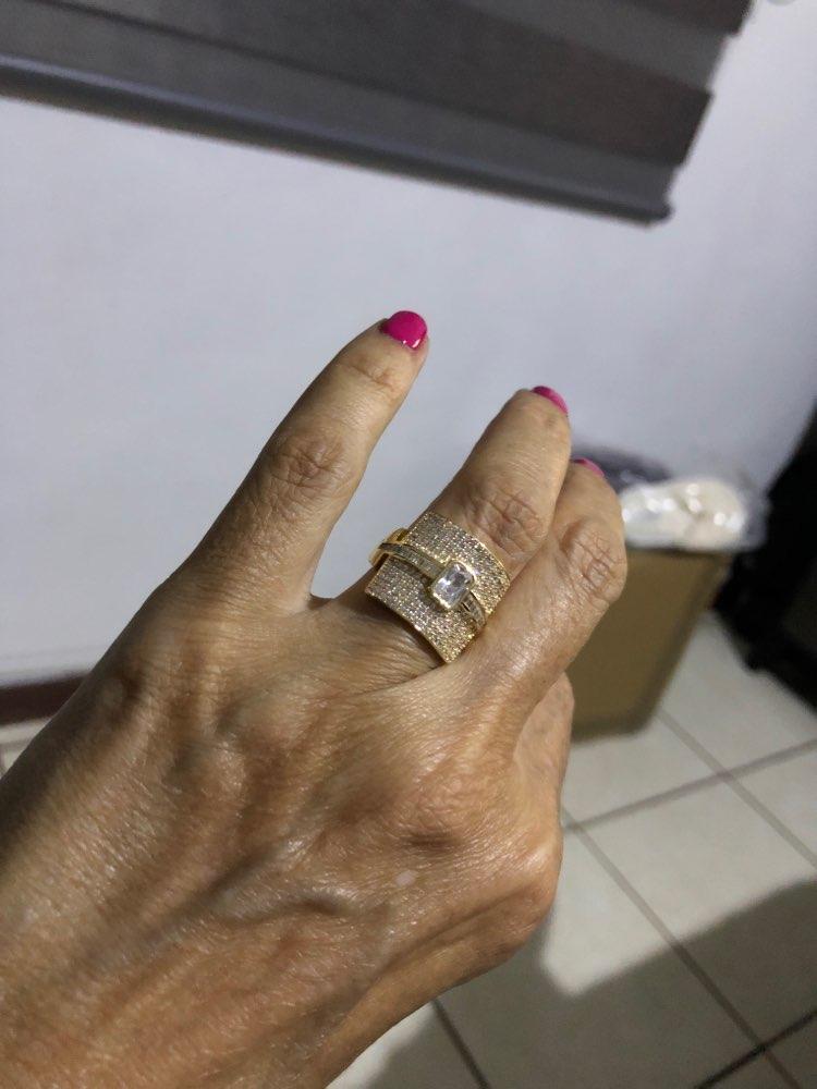 GODKI Monaco Design Luxury Statement Stackable Ring For Women Wedding Cubic Zircon Engagement Dubai Punk Bridal Top Finger Rings 4